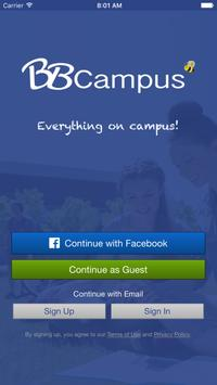 BBCampus: Buy & Sell Textbooks poster