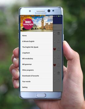 Learning English: BBC programs - Free listening for Android
