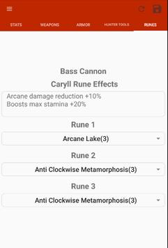Bloodborne Character Planner screenshot 18