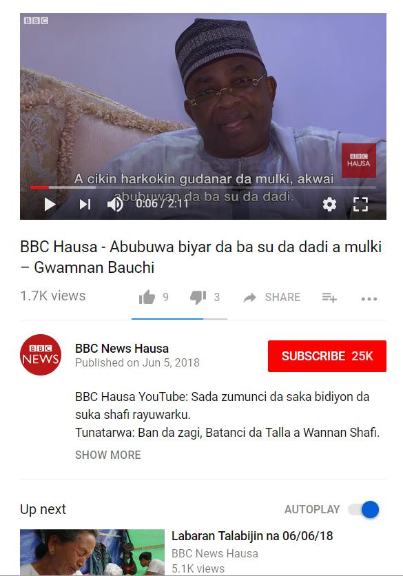 BBC Hausa Talabijin for Android - APK Download
