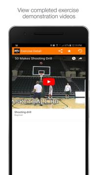 BBALLBREAKDOWN Training apk screenshot