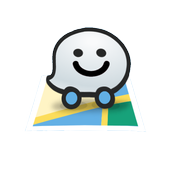 GPS Waze Traffic , navigation and alerts Tips icon