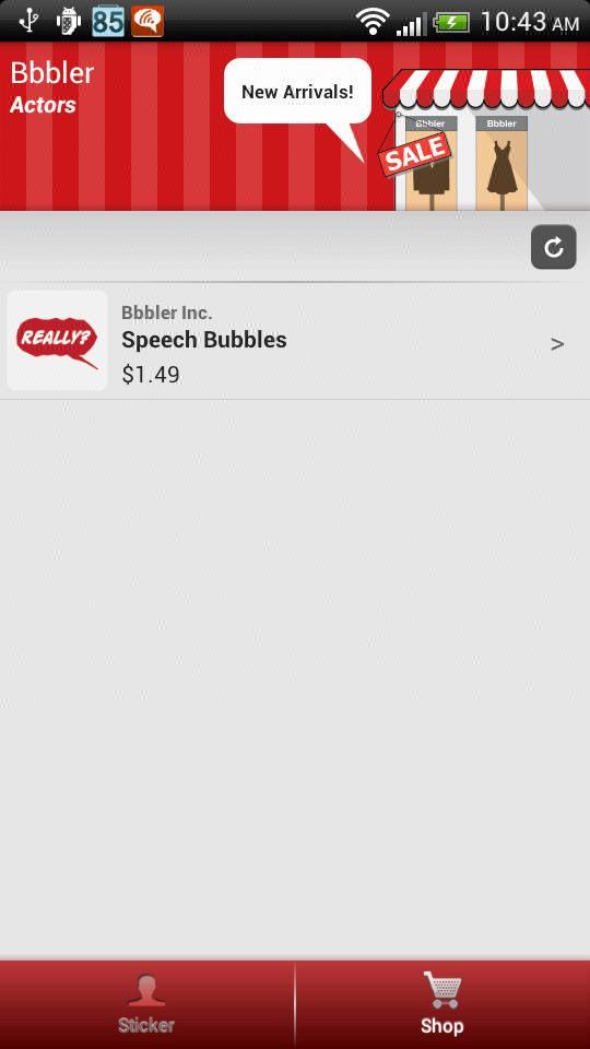 Bbbler Actors for Omlet cho Android - Tải về APK