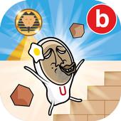 Bbbler Crazy Pyramid icon
