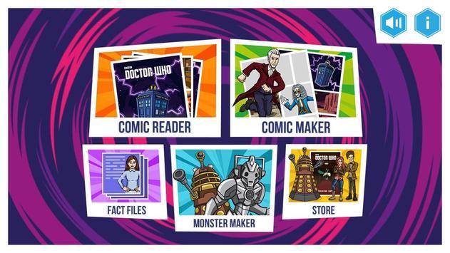 Doctor Who: Comic Creator poster