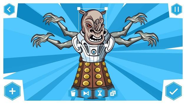 Doctor Who: Comic Creator screenshot 4