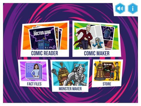 Doctor Who: Comic Creator screenshot 6