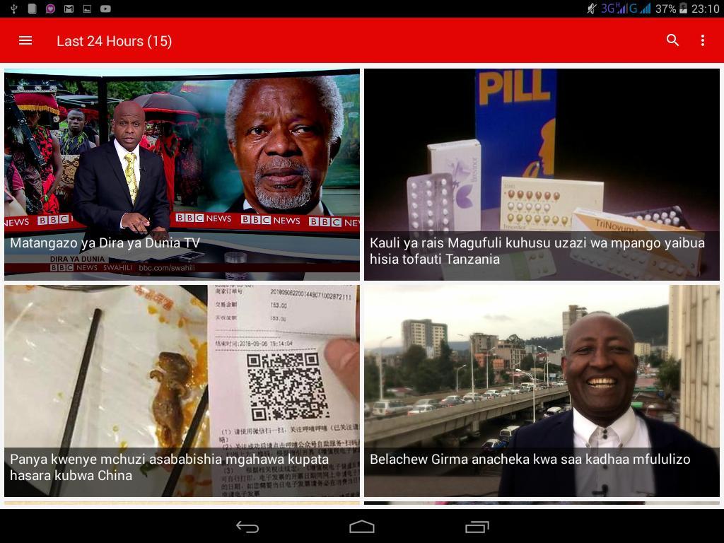 Idhaa Ya Kiswahili Ya Bbc Bbc Swahili Für Android Apk Herunterladen