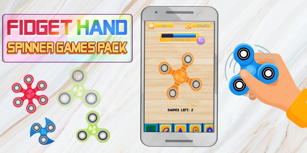Fidget Hand Spinner Games Pack for Android - APK Download