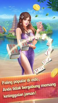 Domino QQ - 99 free poster