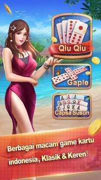 Domino QQ - 99 free screenshot 1
