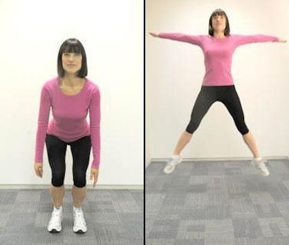 Cardio Workouts Free apk screenshot