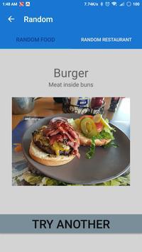 Food Selector screenshot 6