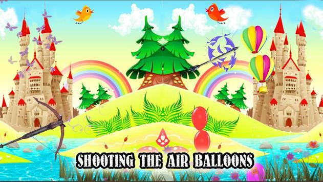 Real Crossbow Balloons shooter screenshot 10
