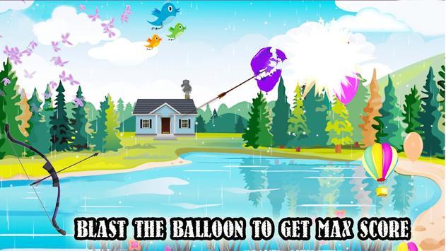 Real Crossbow Balloons shooter screenshot 1