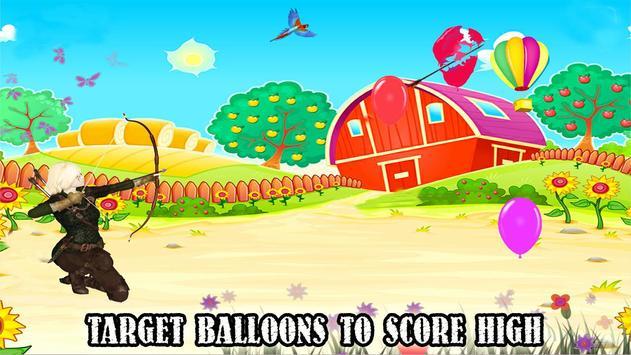 Real Crossbow Balloons shooter screenshot 5