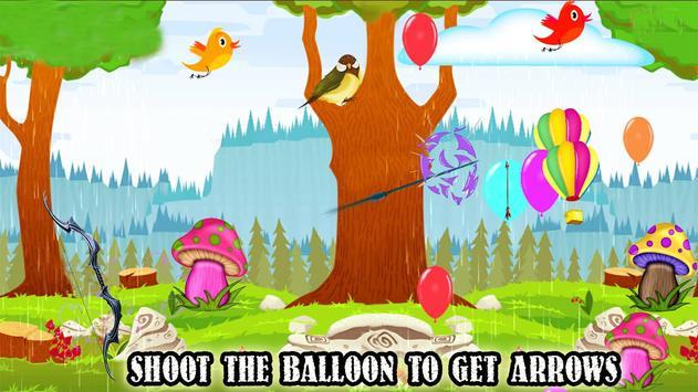 Real Crossbow Balloons shooter screenshot 8