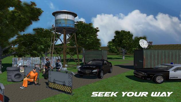 City Prison Escape Adventure poster