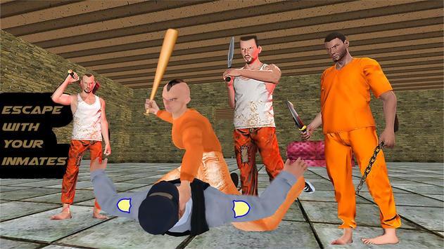 City Prison Escape Adventure screenshot 1