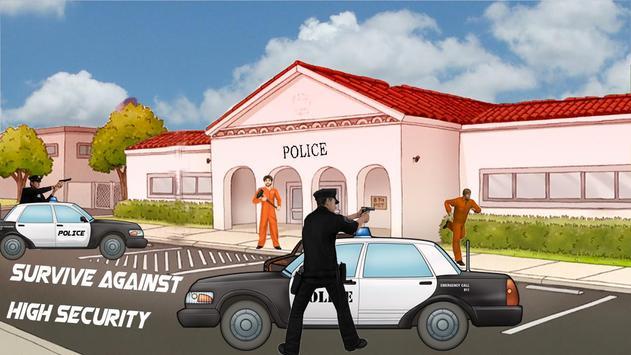 City Prison Escape Adventure screenshot 8