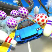 Impossible Mega Ramp Car Stunts Racing Drive icon