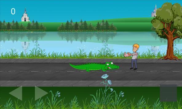 Karamunsing Crocodile screenshot 2