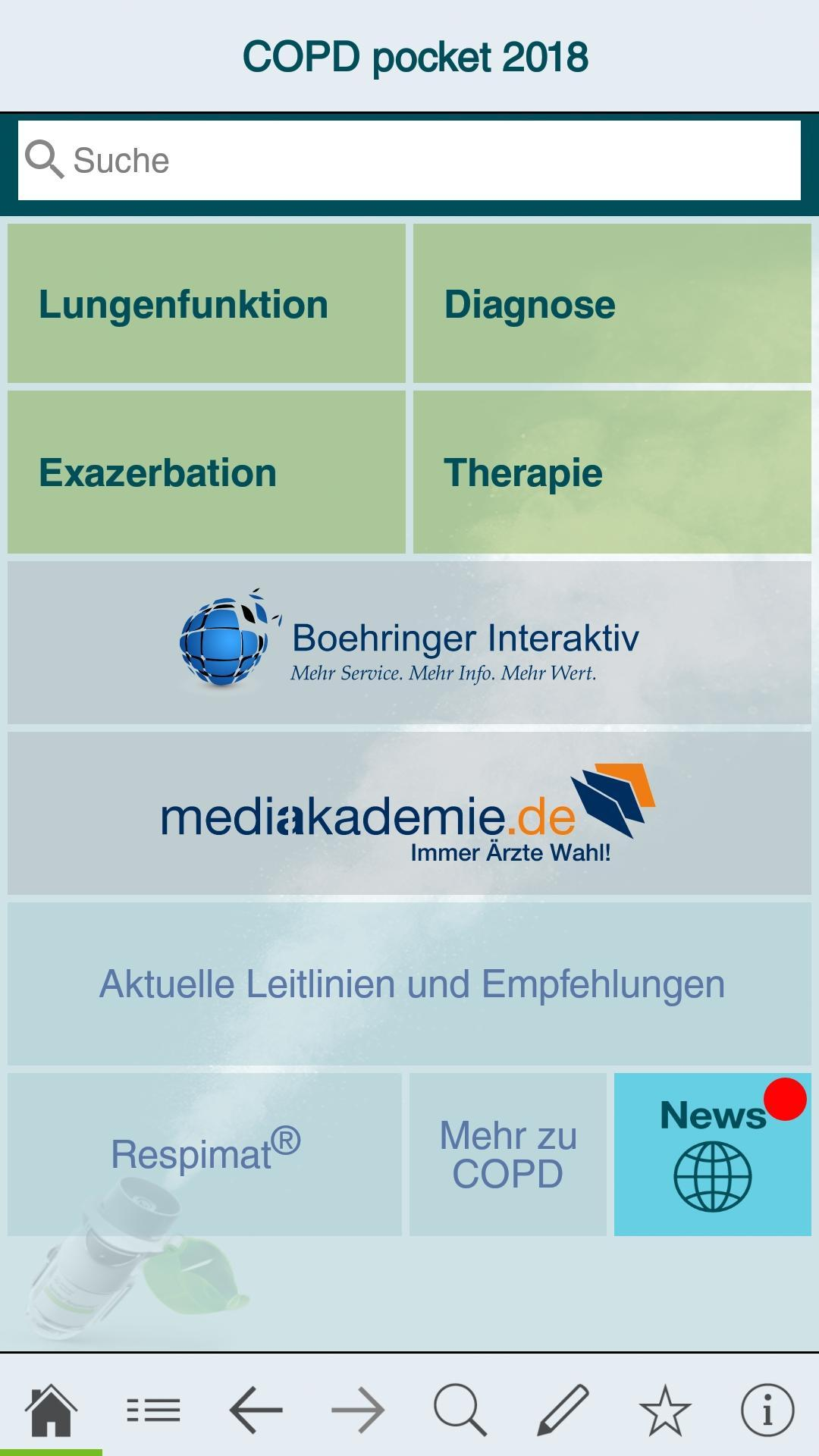copd leitlinie