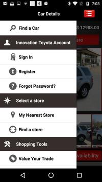 Innovation Toyota screenshot 2