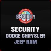 Security Dodge icon