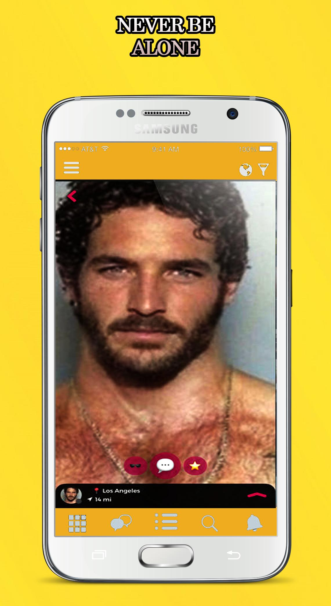 Daddy & Gay Men apk for Android