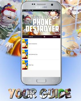 Guide South Park Phone Destroyer poster
