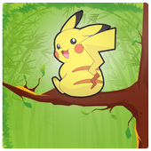 Flying Pikachu icon