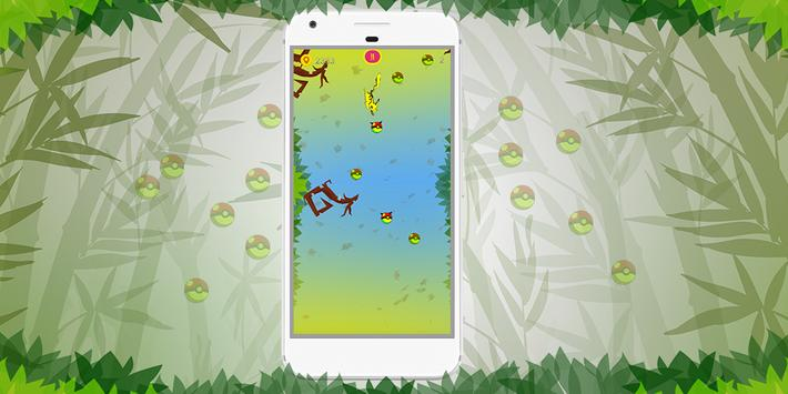 Flying Pikachu apk screenshot