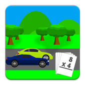 Racing Multiplication icon