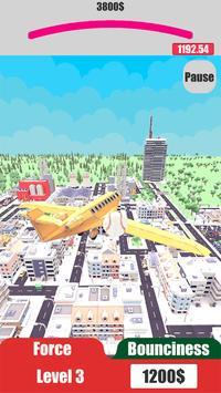 Baseball City. Pixel Boy Star. Grand Cup 3D poster