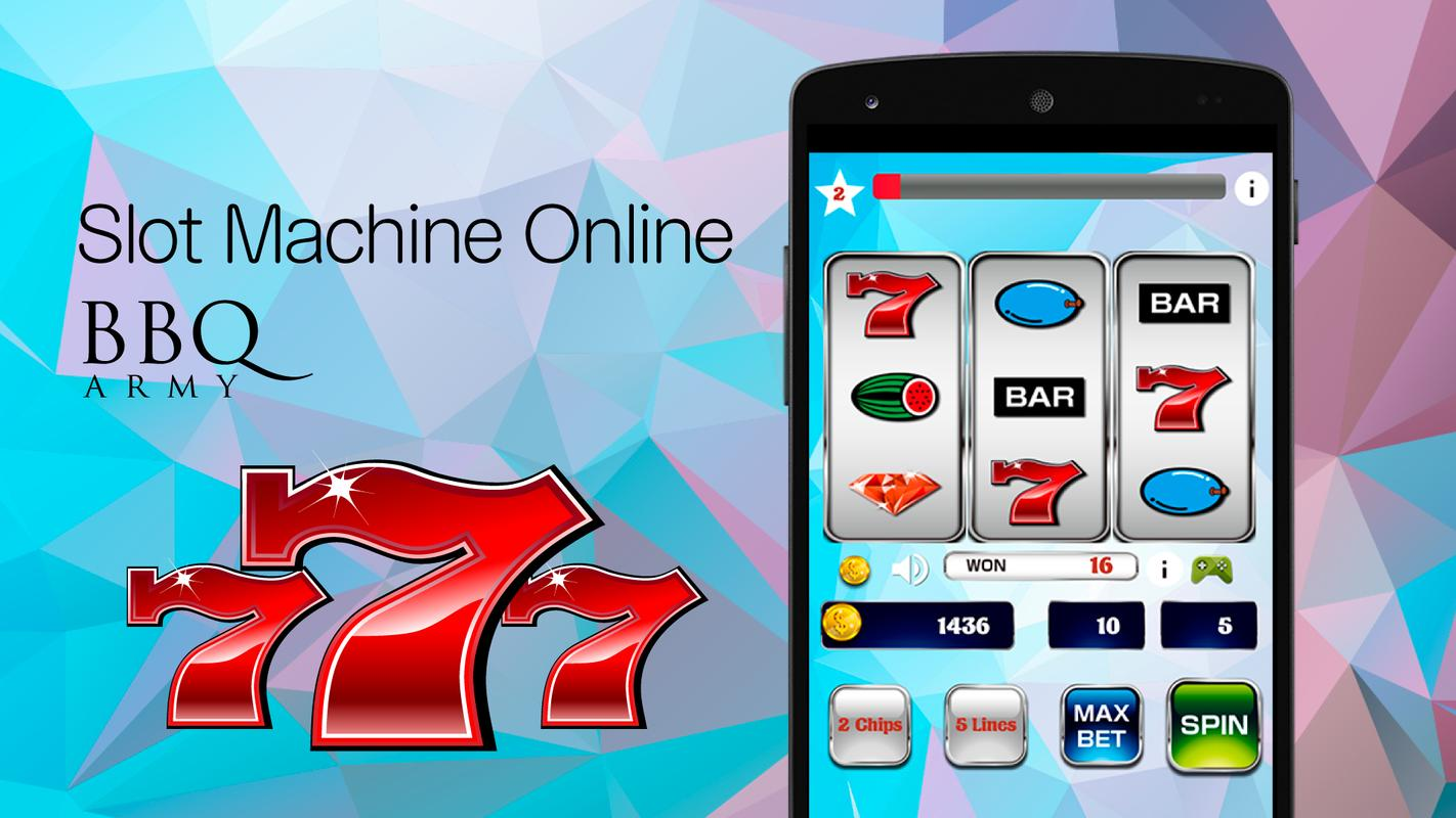 Slot machine online unblocked