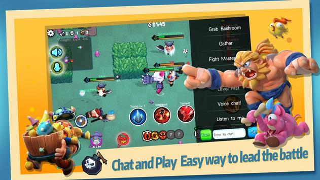BarbarQ apk screenshot