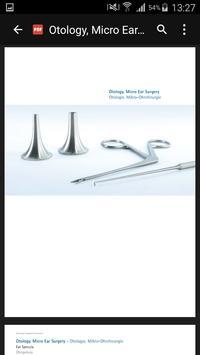 AESCULAP ENT Instruments screenshot 2
