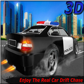 Extreme Police Car Chase 3D icon