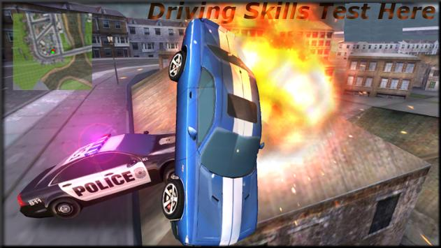 Extreme Police Car Chase 3D screenshot 2