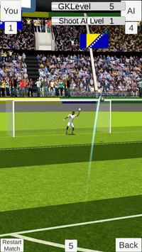 Soccer Club Training 3D screenshot 5