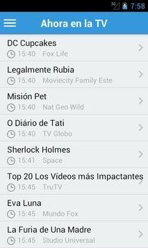 Televisión de Uruguay Guía screenshot 1
