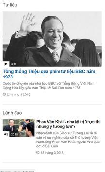 Tin tức - BBC Tiếng Việt screenshot 8