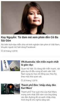 Tin tức - BBC Tiếng Việt screenshot 3