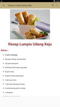 Resep Masakan Udang Pilihan screenshot 2
