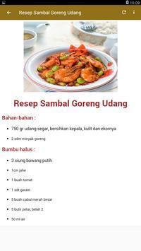 Resep Masakan Udang Pilihan screenshot 3