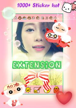 sticker emotion photo 2015 screenshot 4