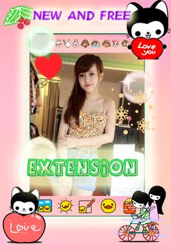 sticker emotion photo 2015 screenshot 5