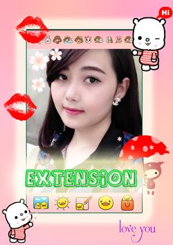 sticker emotion photo 2015 screenshot 6