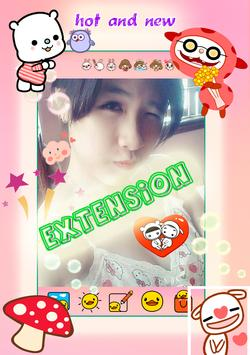 sticker emotion photo 2015 screenshot 16